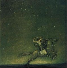 John Bauer - The Ring