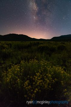 The Milky Way rises above Bonito Park at Sunset Crater National Monument near Flagstaff, Arizona. Flagstaff Arizona, Rise Above, Milky Way, Landscape Photography, Sunset, Park, Places, Nature, Travel