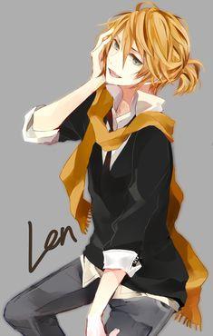 Kagamine Len/#1799450 - Zerochan