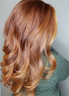 Rose Gold Hair Color & Hairstyles Ideas for Womens 2017 - 2018