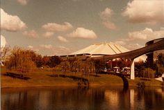 Epcot Rides, Epcot Center, October 20, Vintage Disney, Walt Disney World, Concept Art, The Past, Earth, Explore