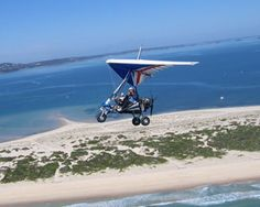 Microlight Coastal Scenic Flight, 85min - Newcastle Coastline  NSW     THIS IS ON THE WAY TO MUM & DADS - I'M GOING TO DO IT THIS YEAR!