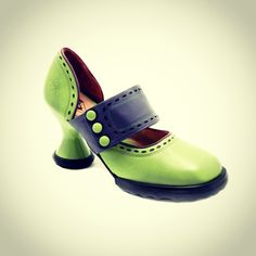 Photo by fluevog New Zaza colors!!!