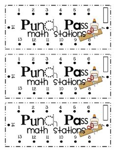 Punch cards to track the math stations the students have completed. I think we could use this idea to track our literacy centers. Kindergarten Math, School Classroom, Teaching Math, Teaching Ideas, Classroom Ideas, Guided Math Stations, Daily Math, Daily 5, Math Groups