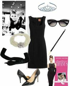 The legendary Audrey Hepburn stuff.