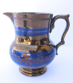 """copper pitcher 
