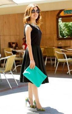 Moda sokak modası street style blogger