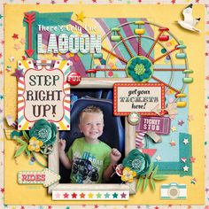 Layout using {Santa Monica} Digital Scrapbook Collab Kit by Digilicious Design and Tickled Pink Studio Available at Sweet Shoppe Designs http://www.sweetshoppedesigns.com/sweetshoppe/product.php?productid=31014&cat=754&page=3 #digiscrap #digitalscrapbooking #digiliciousdesign #tickledpinkstudio #santamonica