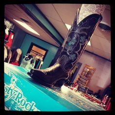 Dusty Rocker Sugar Skull 《Interchangeable Inlay》Boots ◆ $239.99