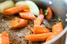 Perfect Pot Roast from The Pioneer Woman Cooks. I made this for the first time and it was perfect! Just pinning it to make sure I don't lose the recipe as this is becoming a staple in our house!! (scroll to end for short version of the recipe)