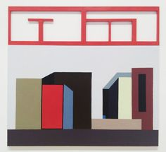 From Time to Time by Nathalie Du Pasquier   The Pace Gallery   London   July 2017