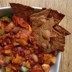 Kidney bean chili