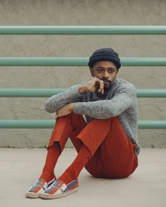Lakeith Stanfield Is Playing Us All - The New York Times how to dress parisian upcoming clothing brands wardrobe Latest Mens Fashion, Men Fashion, Black Men Street Fashion, Winter Fashion, Black Boys, Black Man, Hollywood, Lookbook, Black Is Beautiful