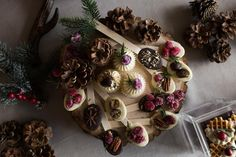 Those spoons and mini cupcakes! Always designed with delicacy elegance! Yess, you can order the spoons for the holidays! Thank you… Ornament Wreath, Ornaments, Mini Cupcakes, Christmas Wreaths, Canning, Elegant, Spoons, Holiday Decor, Holidays