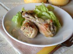 pollo,fusi di pollo,pollo al vino bianco,le ricette di tina,pollo in padella