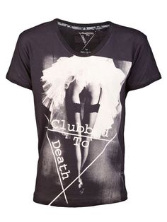 Religion Clubbed To Death T-shirt - - Farfetch.com