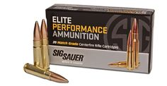 NEW PRODUCT: SIG SAUER® Introduces Supersonic 300 Blackout Elite Performance Ammo - http://www.gunproplus.com/new-product-sig-sauer-introduces-supersonic-300-blackout-elite-performance-ammo/