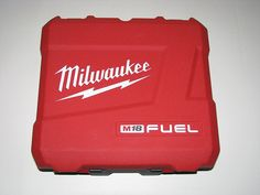 Milwaukee Heavy Duty Tool Case: Fits 2753-22