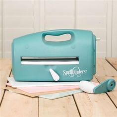 Buy Spellbinders Grand Calibur - Teal from CreateAndCraft.tv