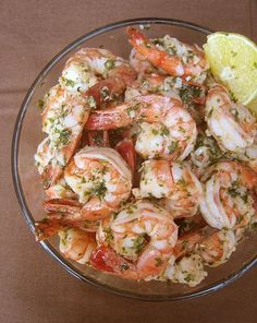 Shrimp Scampi #recipe #shrimp #scampi