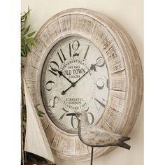 Wall Clock #birchlane