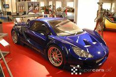 Espera Sbarro GTR V6