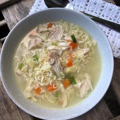 Food And Drink, Pasta, Ethnic Recipes, Soups, Blog, Noodles, Food And Drinks, Food Food, Soup