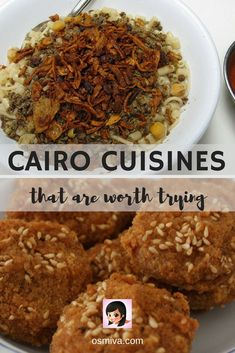 Cairo Cuisines. Food Travel. Cairo Food. Travel Inspiration. Travel Guide. Egyptian Cuisines.