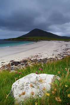 Northton Beach, Isle of Harris, Outer Hebrides. Scotland