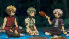 dog_days-11-gaul-eclair-shinku Dog Days Anime, Storytelling, Eclair, Seasons, Cats, Random, Gatos, Seasons Of The Year, Eclairs