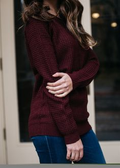 Perfect Everyday Sweater   6 Colors
