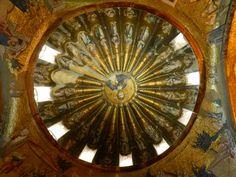Kariye Müzesi, Igreja de São Salvador in Chora, Edirnekapı, Istambul, Istanbul, Turquia, Turkey, Turkije, city, cidade, arquitetura, architecture