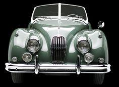 '54 Jaguar XK140