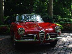 1957 Alfa Romeo Spider