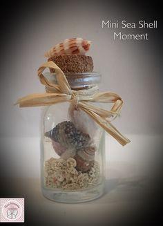 Mini sea shell Gift From Mini Moments by Jamielee© Www.fb.com/minimomentsbyjamielee