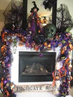 HALLOWEEN DECORATIONS / DIY The Itsy Bitsy Spider... - CotCozy