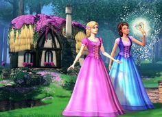 Barbie princess & the pauper