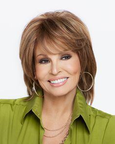 On Cue Lace Front & Monofilament Human Hair Wig by Raquel Welch $714.00