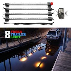 This Is A New Factory Overstock Pontoon Boat Railing