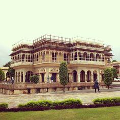 City Palace in Jaipur, Rājasthān