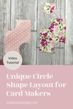 Card Making Tips, Card Making Tutorials, Card Making Techniques, Making Ideas, Card Making Designs, Card Making Templates, Fancy Fold Cards, Folded Cards, Unique Cards