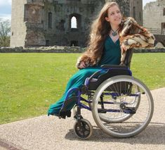 disability, coloured wheelchair, cool wheelchair, cool crutches, funky walking stick, fashionable stylish mobility equipment, you and yours BBC disability aids, fashion disability aids