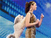 Girl and Her Dancing Doggie Best Friend Perform a Dazzling Routine! You Gotta See This