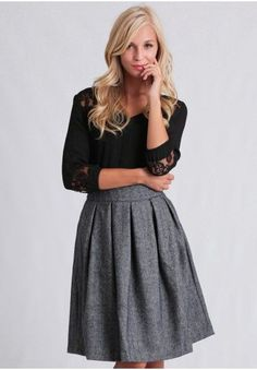 Cool Amazing Newbury Street Pleated Skirt Cool and stylish profile pictures Check more at http://myfashiony.com/2017/amazing-newbury-street-pleated-skirt-cool-and-stylish-profile-pictures/