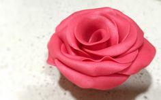 Maijo's Sweetest: Rosas de fondant