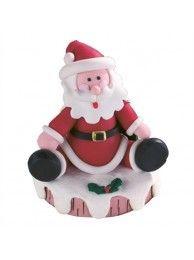 Father Christmas - Christmas Cake Topper