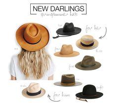New Darlings - Spring/Summer Hats