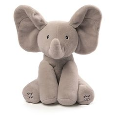 Baby Elephant Peek A Boo Pal Animated Flappy The Elephant Plush Toy with Music. Type:Peek A Boo Pal. Elephant animated plush plays peek-a-boo and sings a song. Color:Pink,Grey,Grey with White(as picture). Pet Toys, Baby Toys, Kids Toys, Baby Baby, Children's Toys, Baby Newborn, Sing Animation, Elephants Playing, Elephant Stuffed Animal