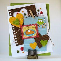 Doodlebug Design Inc Blog: Give Thanks Project: Hostess Gift Set and Treat Tubes