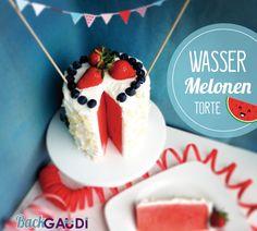 Wassermelonen Torte – BackGAUDI
